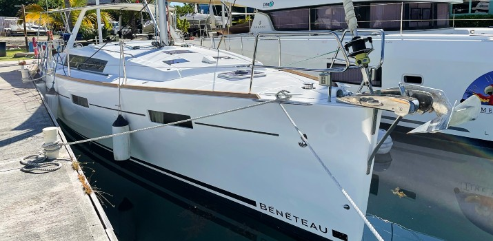 The Critical Window III | 2015 | Beneteau Oceanis 41