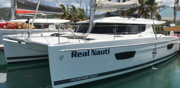 Real Nauti | 2018 | Helia 44 Maestro Evolution