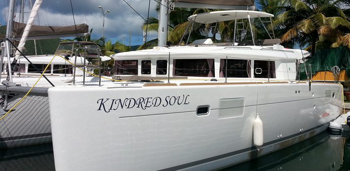 Kindred Soul | 2016 | Lagoon 450